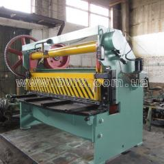 H3118 crank guillotine shears, to / r