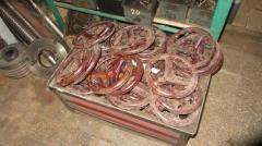 Flywheels to milling machines 6R82G, 6R83G