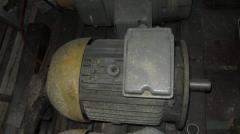 Asynchronous motor 4A160S4U3