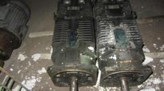 Direct current motor 4MTB-C