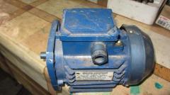 Двигатель асинхронный АИР56А4У3