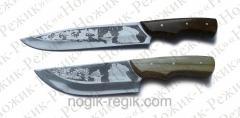 """Набор ножей для кухни """"Поварская двойка"""""""