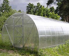 Greenhouse Udachnaya-2DUM-4m