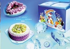 Торты-мороженое в ассортименте