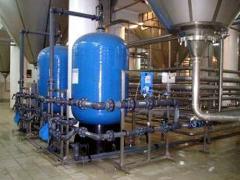 Промышленные установки фильтрации (удаления