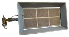Equipment for drying of sunflower seeds, nutlets,
