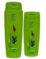 Recipe of Aloe shamp