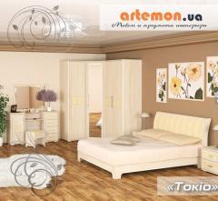 Спальные гарнитуры, шкафы, кровати