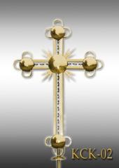 Хрести накупольний КСК-02 1,5м