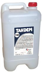 Tandem 746. Detergent for mopping from marble.