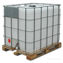 Eurocubes of 1000 liters