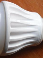 Корпуса керамические для светодиодных ламп,