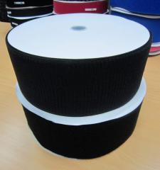 Застежка-липучка 10 см, черная