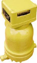 Counters flowmeters of SM2-50 fuel oil..., 400