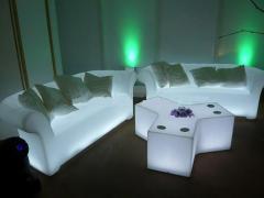 Sofa, Sofa with illumination
