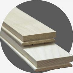 Parquet from an ash-tree from the producer