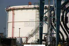 Vertical cylindrical storage tanks for petroleum