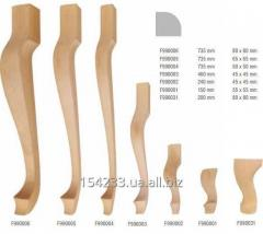 Furniture accessories. Legs for tables and chairs.