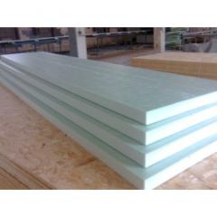 Extruded XPS expanded polystyrene