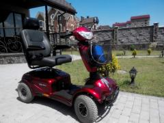 Meteor electroscooter
