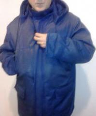 Куртка утеплённая рабочая ткань нортон, Куртка