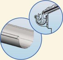 Системы водосточные RainWay 90 та RainWay 130