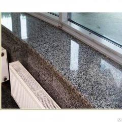 Granite, marble window sills
