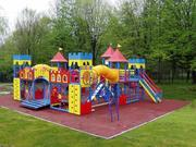 Children's playgrounds Harkov
