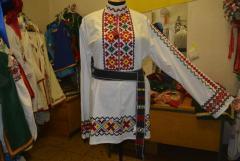 Huzul men's shirt