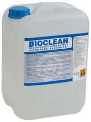 The solutions disinfecting Bioklin