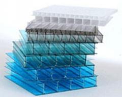 Polycarbonate cellular