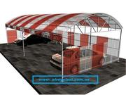 Products from polycarbonate Cellular and