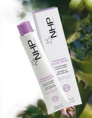 Стойкая крем-краска NHP с органическим маслом
