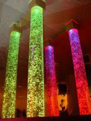 Колоннады пузырьковые   Пузырьковая колоннада