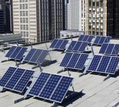 Солнечные батареи, эффективное энергоснабжение в