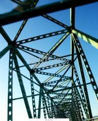Railway bridges.Manufacture and installation of