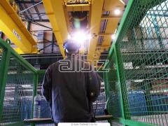 Industrial enterprises. Manufacture and