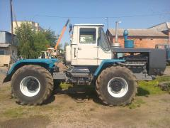 The HTZ 17221, T tractor - 150 with YaMZ 236 and