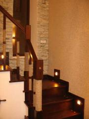 Wooden spiral staircases, wooden spiral staircases