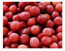 Cherry the frozen, boneless Ukraine