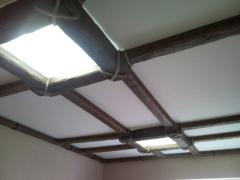 Beams are decorative ceiling, Beams decorative