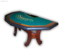 Столы карточные для казино,  Оборудование для