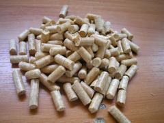 Pellets wooden
