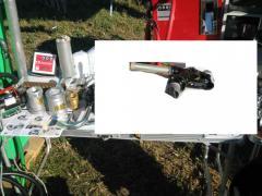 Crane distributing RP-40