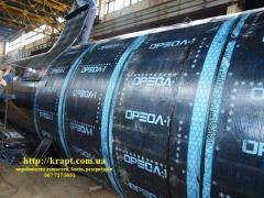 Резервуар для ГСМ у гідроізоляції Пластобит торговельної марки Ореол 1
