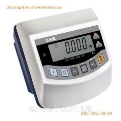 The weight indicator to platform scales BI-100RB