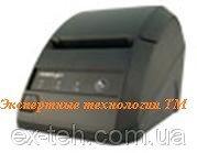 The stationary printer for the printing of checks