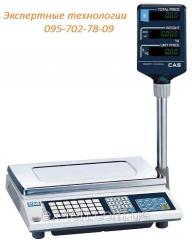 Scales electronic desktop trade AP-EX to 15 kg