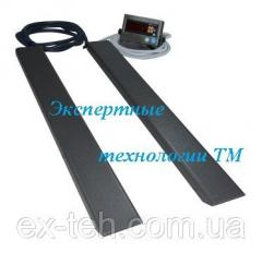 Scales electronic rod Zeus ВПЕ1000-4(H1209), to