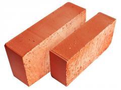 Полнотелый строительный (рядовой) кирпич